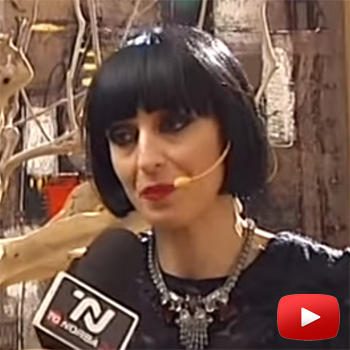 ENTROPIA 2016<br />IKON &#8220;LO SHOW&#8221;<BR>intervista di Telenorba