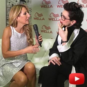 Wella Contouring Show 2017<br/>Jo Squillo<br/>Intervista