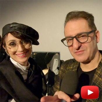 DUNE<br/>Backstage con Enrico Fornaro 1°<br/>25 feb 2019
