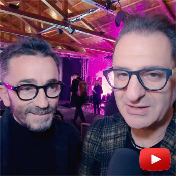 DUNE<br/>Backstage con Enrico Fornaro 3°<br/>Dino Frittoli